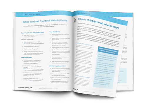 Email Success for Nonprofits