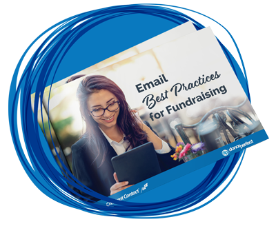 Email Fundraising Best Practices E-Book