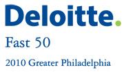 Deloitte's 2010 Greater Philadelphia Fast 50