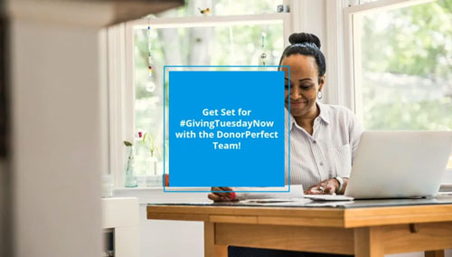 Get Set for #GivingTuesdayNow