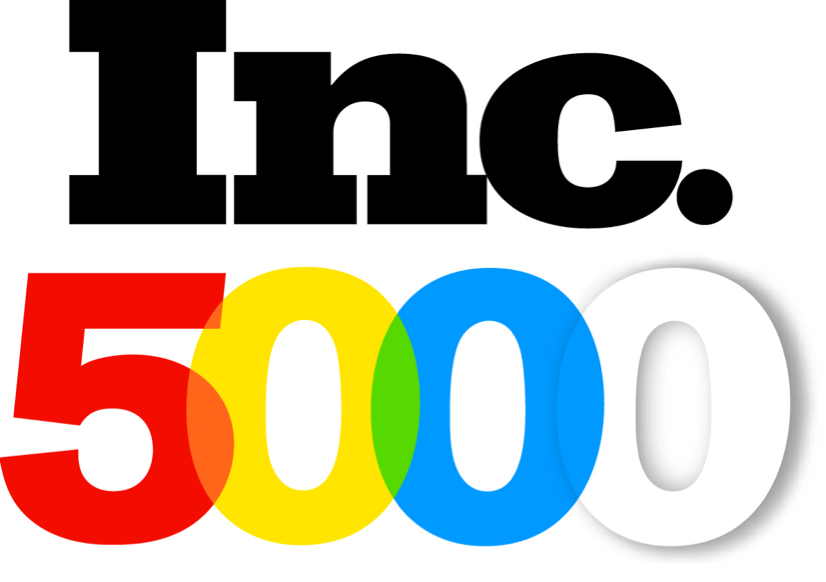 Inc 5000 Awards Graphic