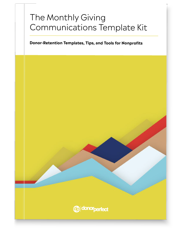 The Monthly Giving Communications Template Kit
