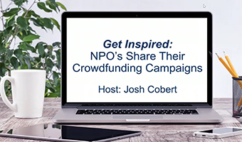 npo crowdfunding campaign