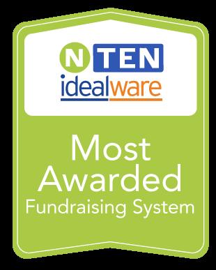 Nten Most Awarded Fundraising System