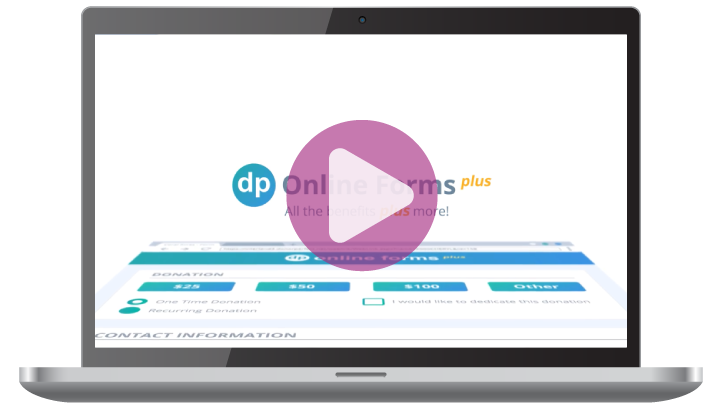 DonorPerfect Online Forms Video