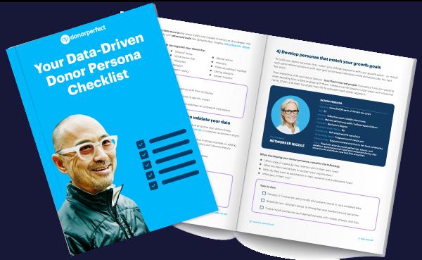 Your Data-Driven Donor Persona Checklist