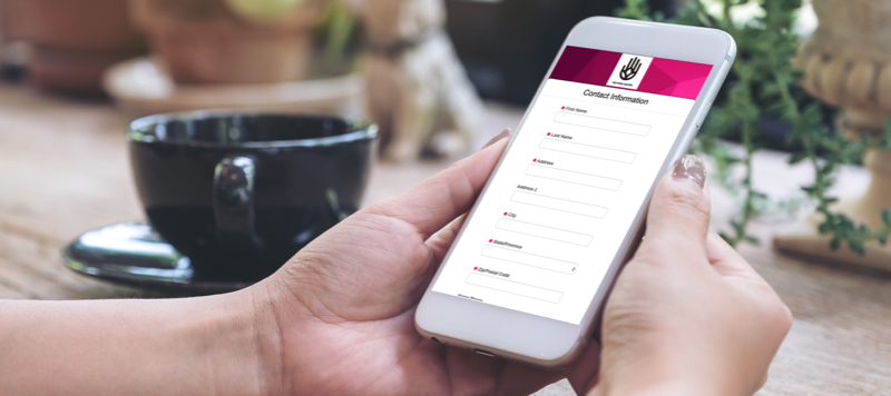 My forms look great on a desktop, but my donors like to contribute on their phones. How can I get my forms to look cleaner on mobile devices?