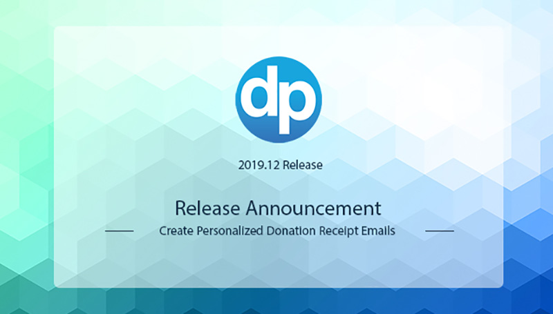 DonoPerfect's new donation receipt email templates make it easy to engage with donors.