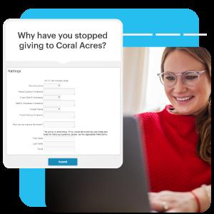 example of a nonprofit survey form