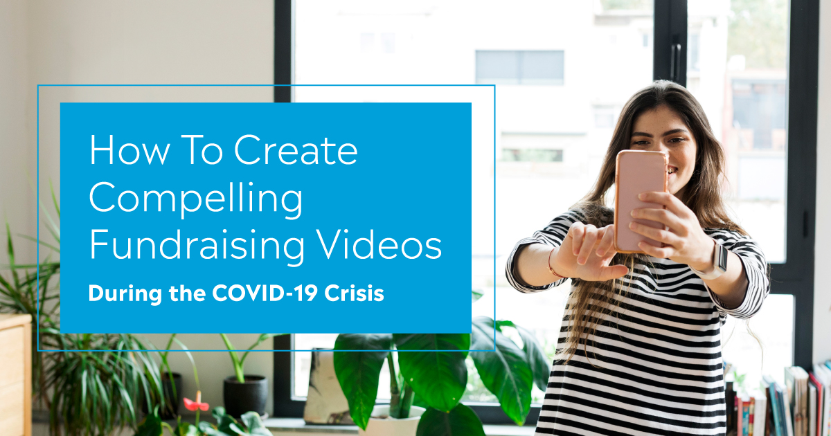 HOW TO D.I.Y. FUNDRAISING VIDEOS (COVID)