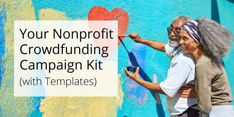 crowdfunding campaign templates hero image