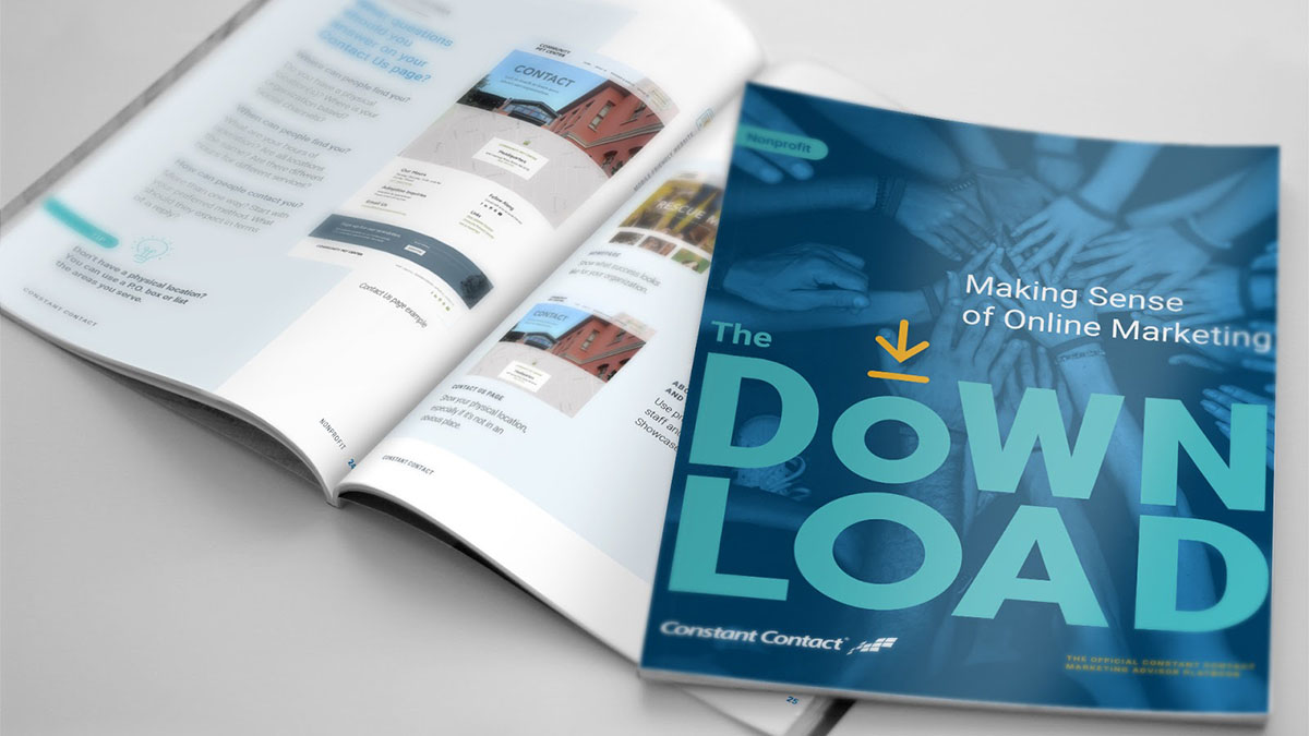 The Download: Making Sense of Online Marketing, our free online marketing guide for nonprofits.