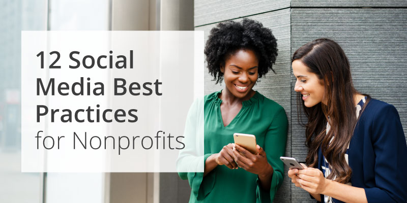 social media practices for nonprofits