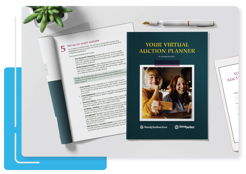 Your Virtual Auction Planner