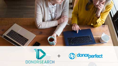 DonorPerfect and DonorSearch Video