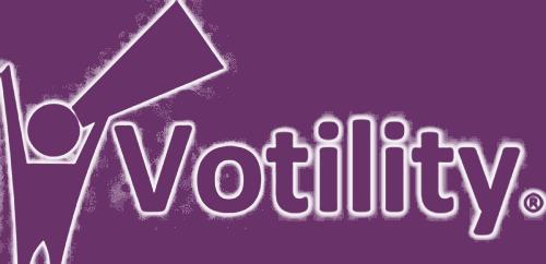 Votility Political Advocacy Software Logo