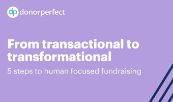 From transactional to transformational