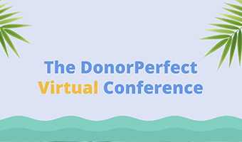 The Donorperfect Virtual Conference