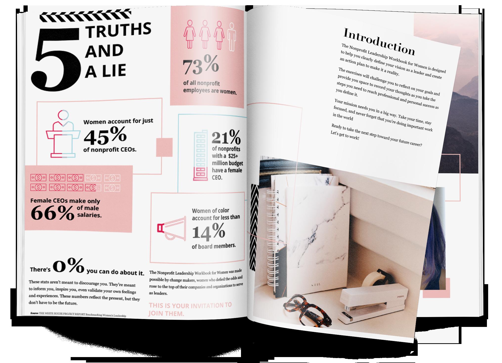 The Nonprofit Leadership Workbook for Women