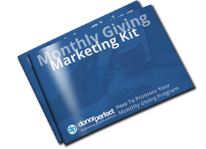 Monthly Giving Marketing Kit