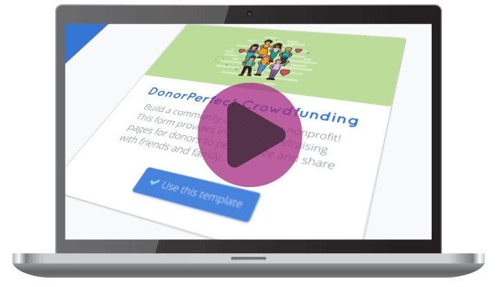 DonorPerfect Crowdfunding Video