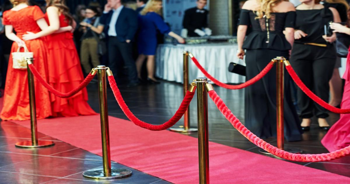 Red Carpet Fundraiser Event