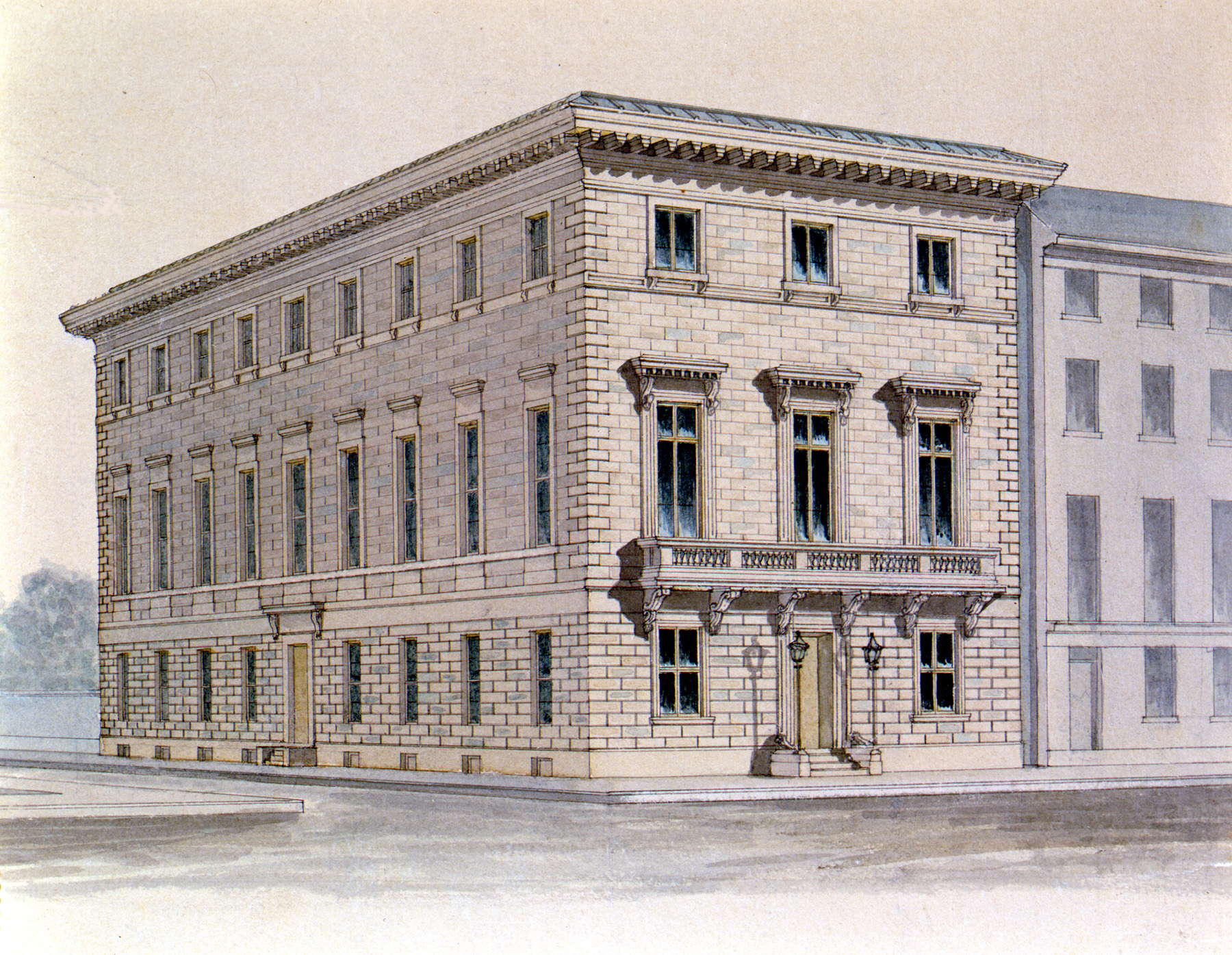 Athenaeum of Philadelphia Photo