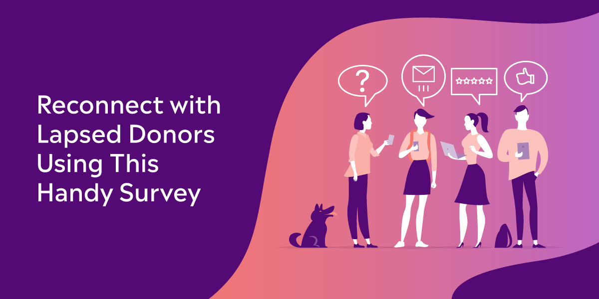 Lapsed Donor Survey